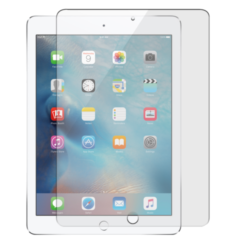 For iPad 2 | 3 | 4 Tempered Glass - Clear