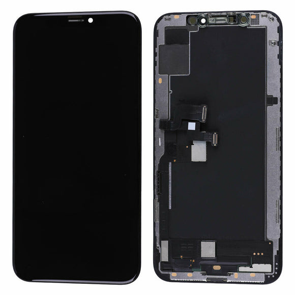 For iPhone XS LCD & Digitizer (Aftermarket, Premium)