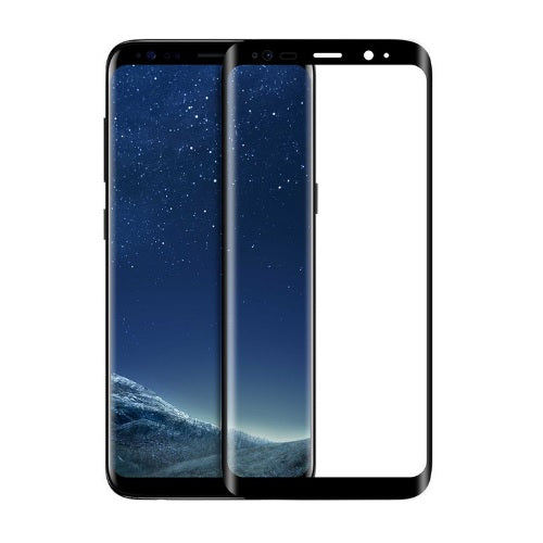 Compatible Tempered Glass For Samsung Galaxy S8 - Clear