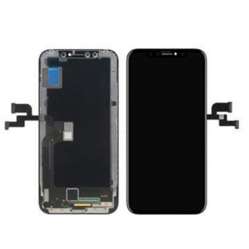 For iPhone X OLCD & Digitizer (Aftermarket, Premium Extended)
