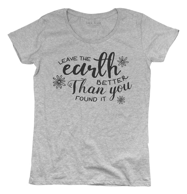 Leave the Earth Better Tee