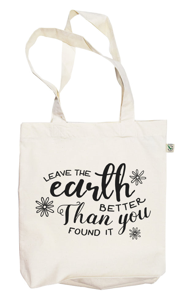 Leave the Earth Better Tote