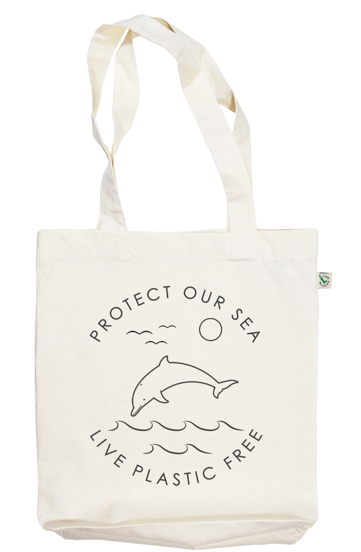 Protect Our Sea Tote