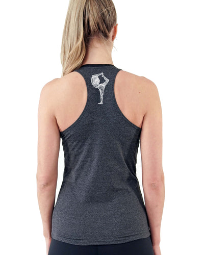 Nolo Charcoal Tank- BHL - MAI Movement