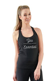 You are Essential- Black Tank - MAI Movement