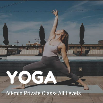 60-min Private Virtual Yoga Class with Emma Ray - MAI Movement
