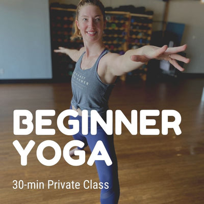 30-Min Private Virtual Class with Emma Ray - MAI Movement