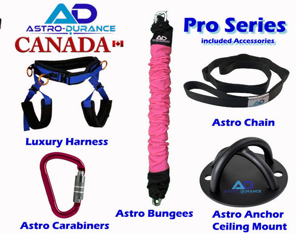 Bungee Accessories from AstroDurance Canada