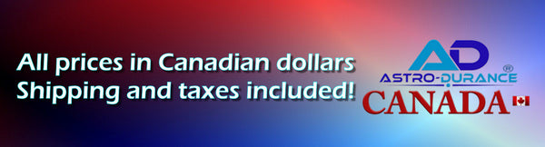 Prices in Canadian dollars and include shipping and taxes banner
