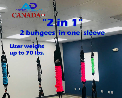 2 in 1 Bungee with Sleeve