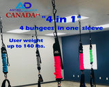 4 in 1 Bungee with Sleeve