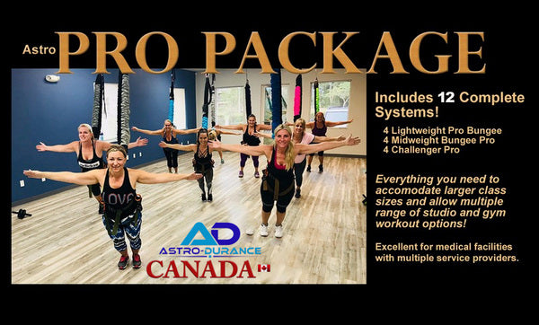 Astro Pro Pack from AstroDurance Canada