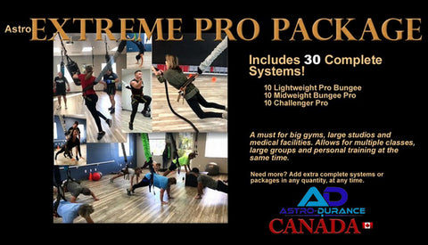 30) Astro Extreme Pro Package