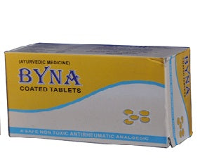 Byna Tablet - For Joints Pain - shreejiremedies
