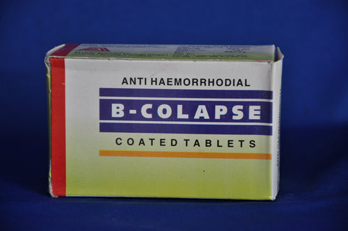 B-Colapse Tablet - shreejiremedies