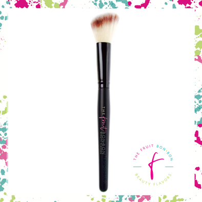 Angled Blush Beauty Brush