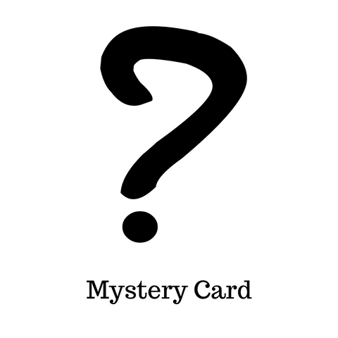 MYSTERY NAIL DECAL CARD