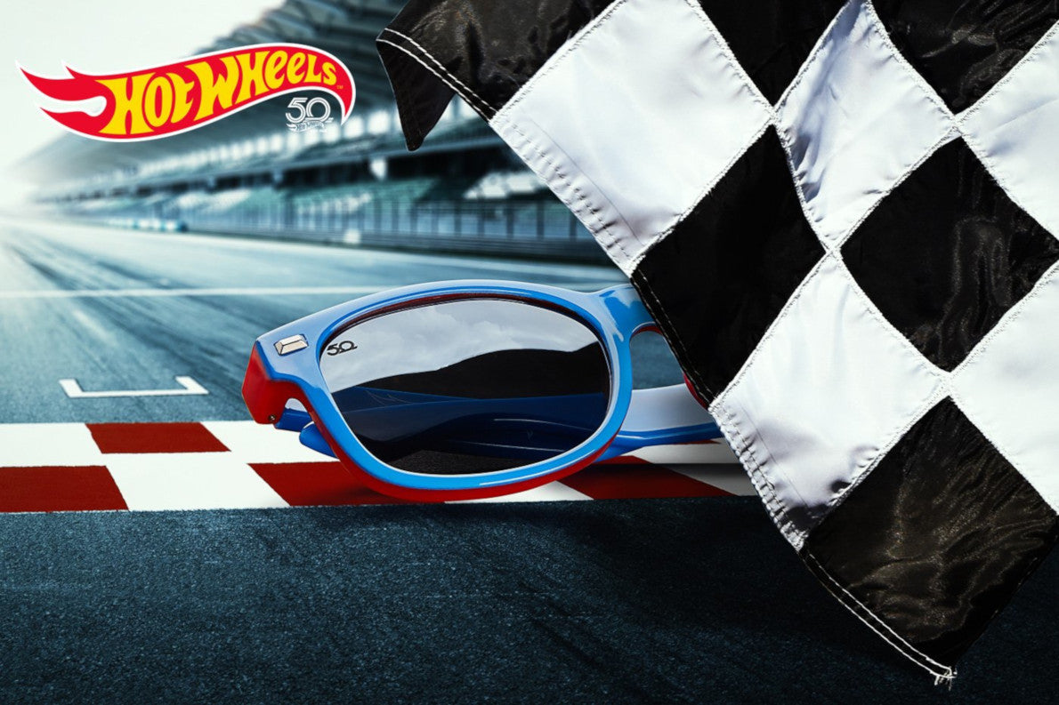 Hot Wheels Knockarounds Checkered Flag