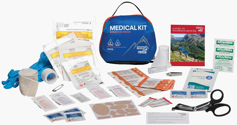 Adventure Medical hiker Kit -- contents2 view