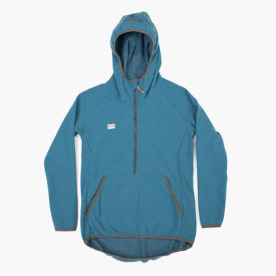 Deso Supply Co. Ellis Marlin Half-Zip Hoodie