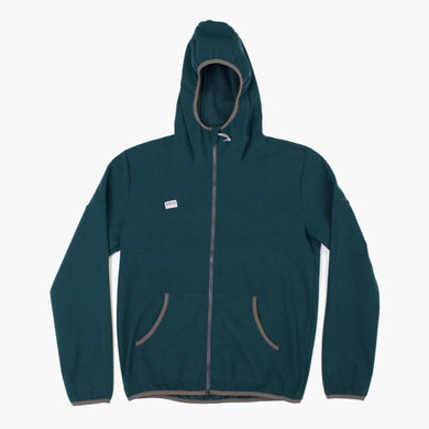 Deso Supply Co. Wooly Trawler Zip Hoodie