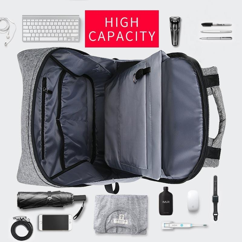 The Edge Backpack--high capacity
