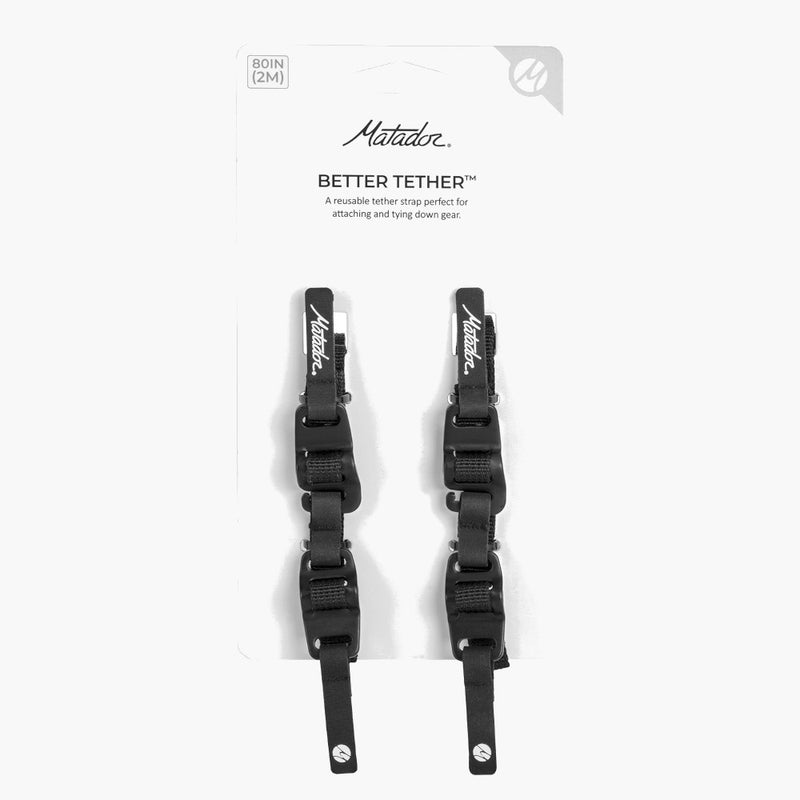 Matador better tether gear straps--package view