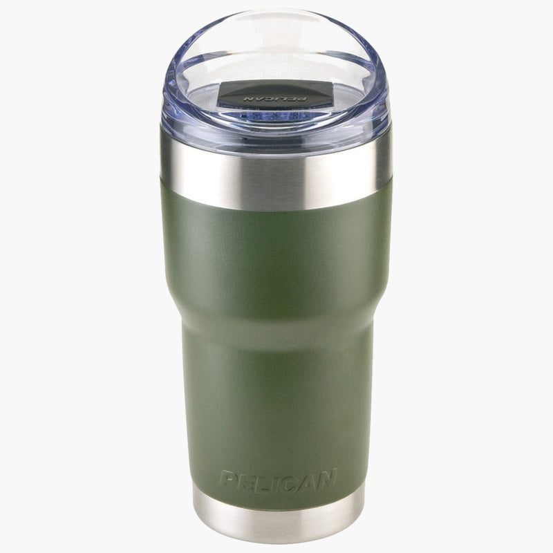 Pelican Traveler Tumbler 22 oz Green--front view