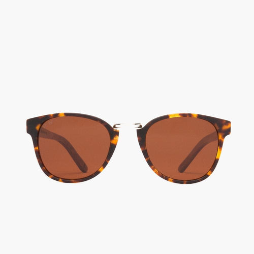 Ada Eco Yellow Tortoise // Brown Polarized Lens