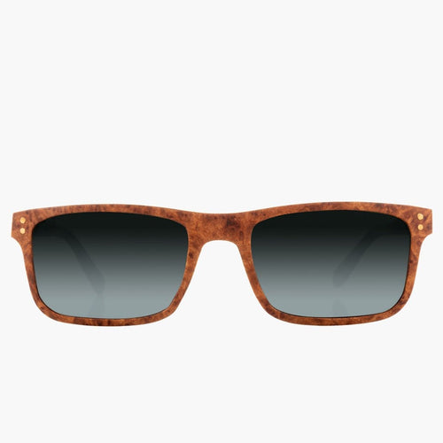 Boise Wood Rosewood // Polarized Lens