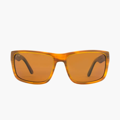 Butte Eco Matte Caramel // Brown Polarized Lens