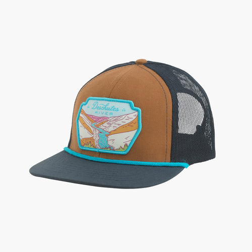 Deschutes River Meshback Hat