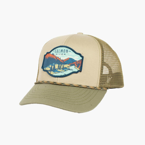 Salmon River Meshback Hat