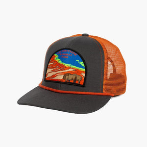 Yellowstone National Park Meshback Hat