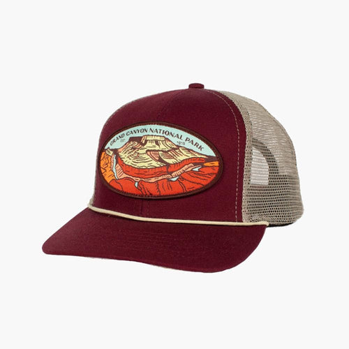 Grand Canyon National Park Meshback Hat