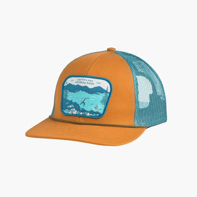 Crater Lake National Park Meshback Hat