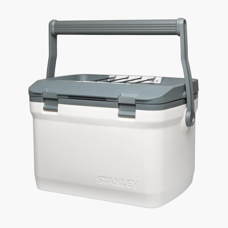 Stanley Adventure Easy Carry Outdoor Cooler 16 qt Polar--angle view