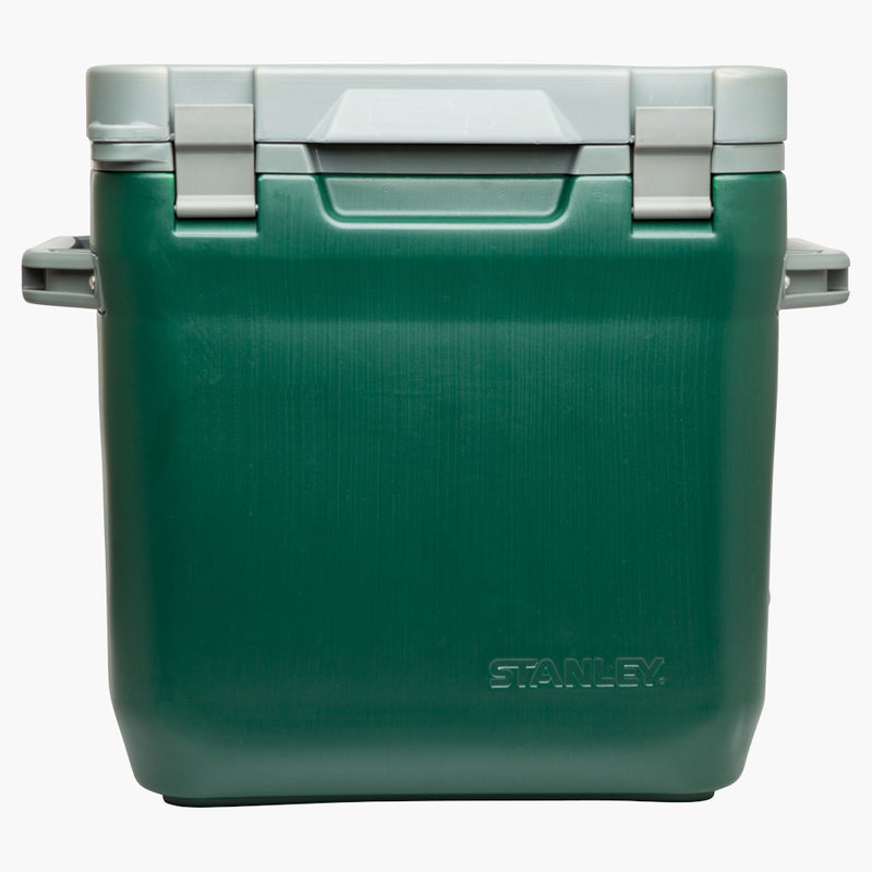 Stanley Adventure Cold for Days Outdoor Cooler 30qt Green--front view no label