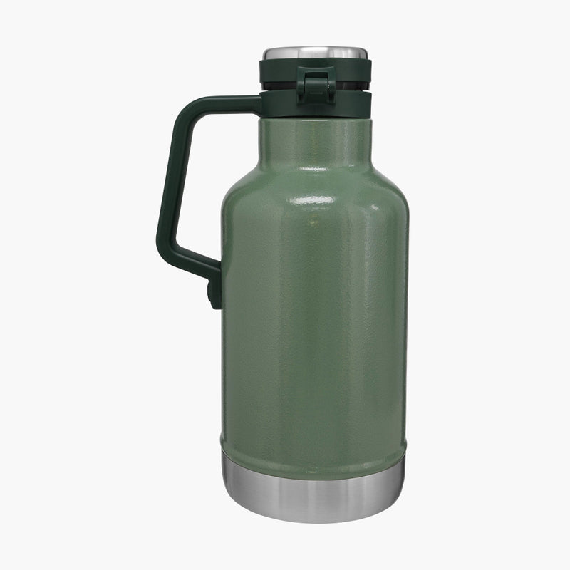 Stanley Classic Easy Pour Growler Green--back view