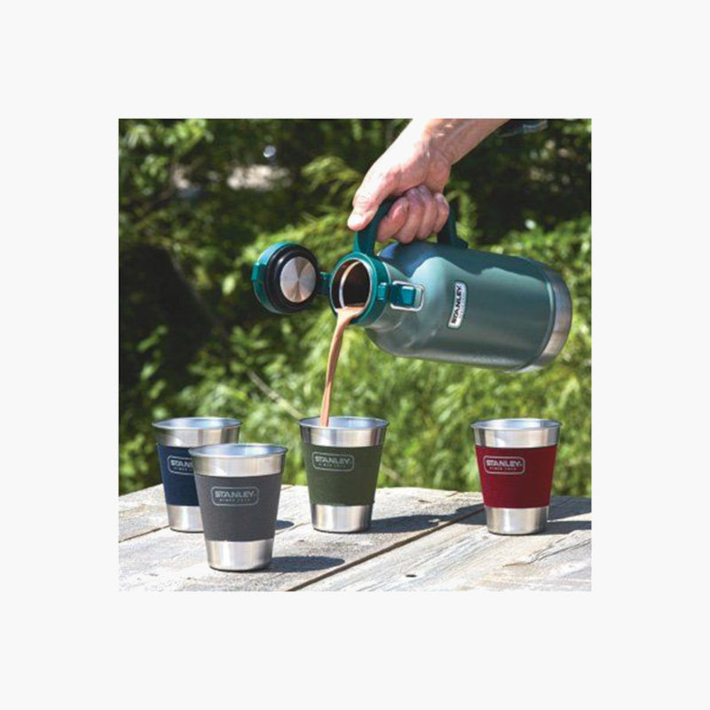 Classic Outdoor Growler Gift Set Green