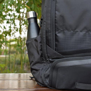 Tahoe Weekender Pack--bottle holder