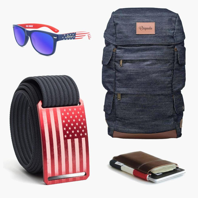 AP Red, White, and Blue Bundle