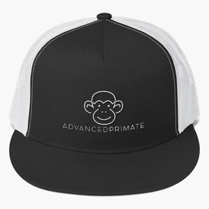 Smiling Monkey Trucker Cap