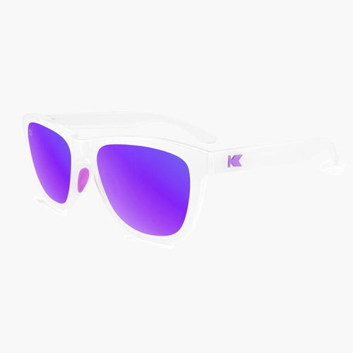 Clear Jelly / Purple Sport Premiums