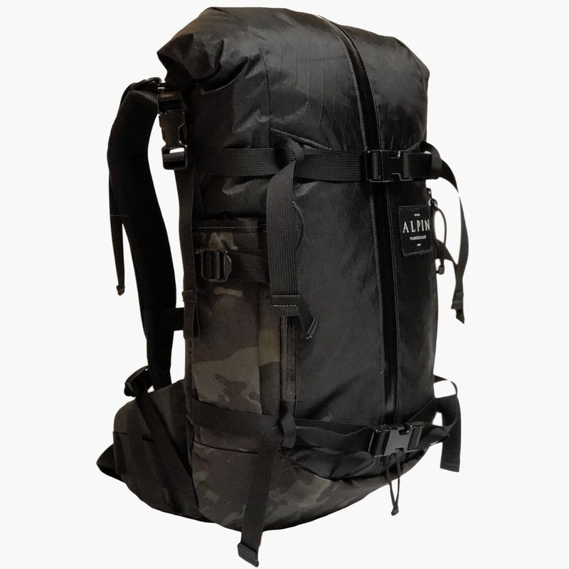 Ascent X-Pack 25L--angled view