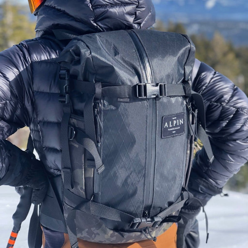 Ascent X-Pack 25L in use