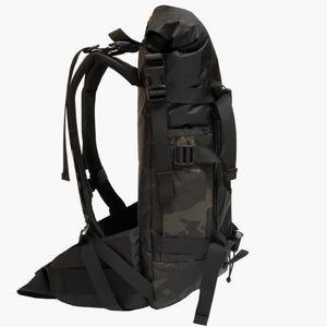 Ascent X-Pack 25L--side view