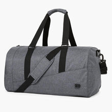 Load image into Gallery viewer, Carry On Duffel Bag--angled view