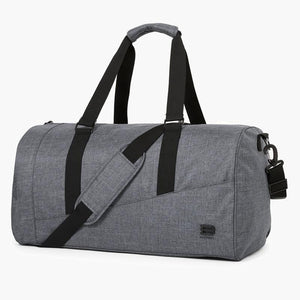 Carry On Duffel Bag--angled view