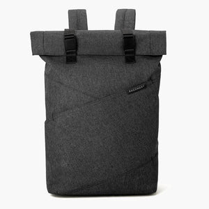 East Coast Laptop Rucksack--Black